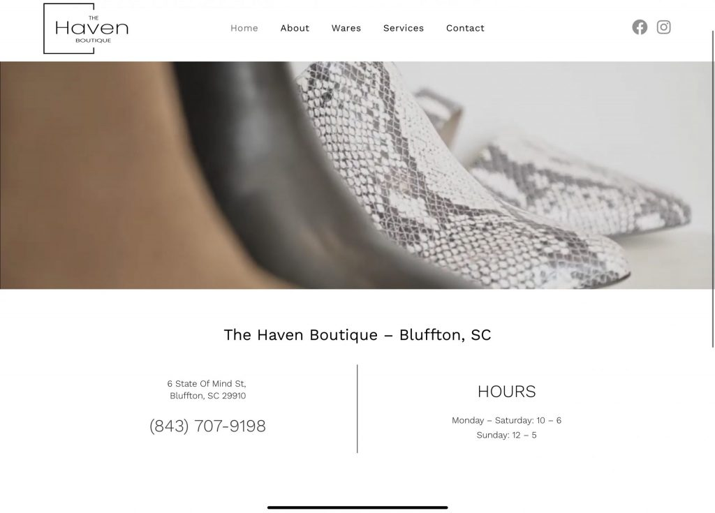 Marketing Agency Bluffton SC