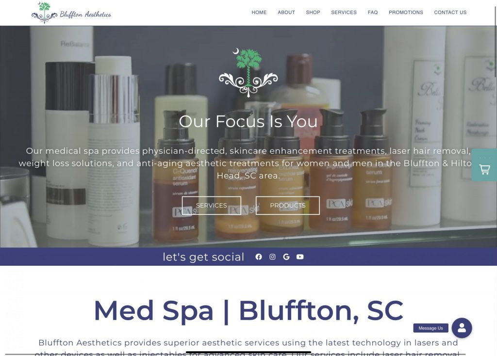 Marketing Agency Bluffton SC